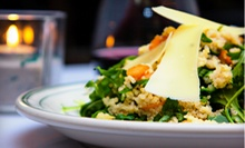 Seasonal Food and Wine at Salada Beach Caf (Up to 52% Off). Two Options Available.