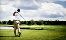 18-Hole Round of Golf with Cart and Range Balls for Two or Four at Viking Meadows Golf Club (Up to 65% Off)