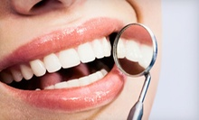 $1,999 for One Dental Implant with Crown, Cleaning, and Abutment at The Studio for Exceptional Dentistry ($4,995 Value)
