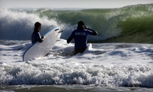 $29 for a Two-Hour Surfing Lesson with a Wetsuit Rental from Sea, Surf & Fun ($60 Value)