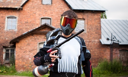 Four-Hour Paintball Session with Rental Gear for One, Two, or Four at San Diego Paintball Park (Up to 71% Off)