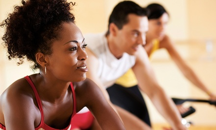 5 or 10 Spin or Yoga Classes at Pablo Fitness (Up to 72% Off)