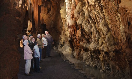 Shenandoah Caverns Tour for Two or Four in Quicksburg, VA (Up to 41% Off)