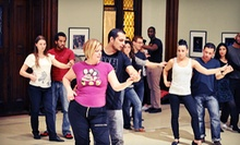 $35 for a Five-Week Beginner Salsa Class at Salsa y Control ($70 Value)
