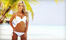 One, Three, or Five Belloccio Full-Body Spray Tans at Glamour Addict (Up to 76% Off)
