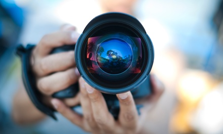 $19 for a Photography for Beginners Online Master Class from SkillSuccess ($199 Value)