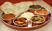 Indian Dinner for Two or $40 for $80 Worth of Indian Cuisine at Haveli