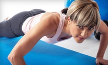 10 or 20 Fitness Classes at FitnessFast 24 Hour Gym (Up to 65% Off)