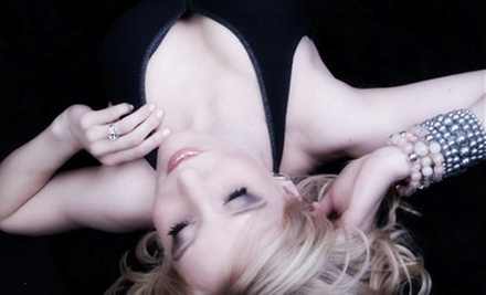 "$89 for a Two-Hour Boudoir Photo Shoot with up to 50 Proofs and a 5""x7"" Print at Pixies Photography ($355 Value)"