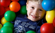 4 or 12 Weeks of Kids' Fitness Classes and Unlimited Free Play with Lifetime Membership at My Gym (Up to 67% Off)