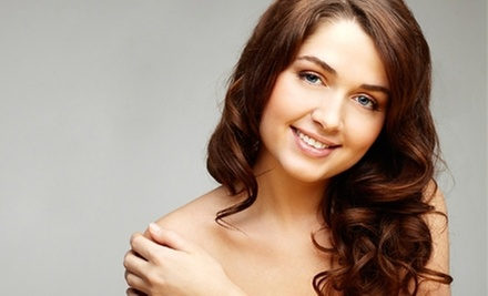 $39 for a Haircut and Style with Deep Conditioning at Paradigm Salon (Up to $95 Value)