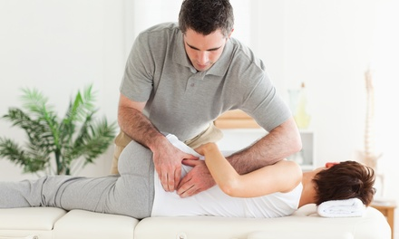 Chiropractic Exam and Adjustment with Optional  Massage at Forney Wellness Chiropractic (Up to 54% Off))