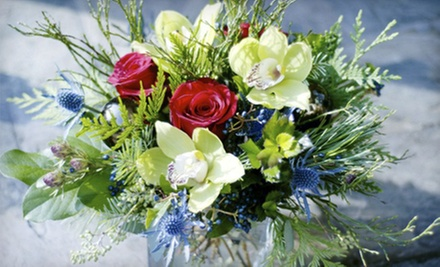 Two-Hour Floral Arranging Class or $30 for $60 Worth of Fresh-Cut Flowers at Botany Floral Studio