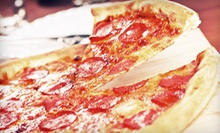$15 for $30 Worth of Pizzeria Food and Drinks at Hartford Road Pizza