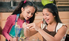 $25 for Two Kids' Cooking Classes at Young Chefs Academy ($50 Value)