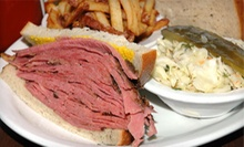 $15 for $30 Worth of Deli-Style Food and Drinks at Dunn's Famous