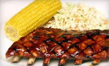Barbecue for Two or Four at Texas Style Bbq (Half Off)