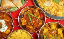 $10 for $22 Worth of Indian Cuisine at Moti Mahal