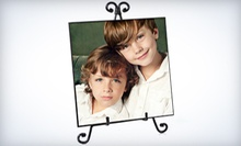 "In-Studio Portrait Session with Two 5""x7"" Prints & One 10""x10"" Print or 11""x14"" Print at Essenza Studio (Up to 89% Off)"