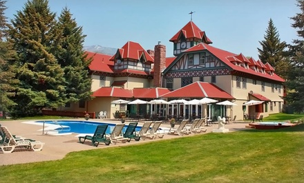 groupon daily deal - 1- or 2-Night Stay for Up to Four at The Redstone Inn in Redstone, CO. Combine Up to 14 Nights.