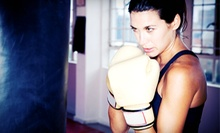 6 or 12 Boxing 4 Fitness Classes at Cincinnati Taekwondo Center (Up to 62% Off)