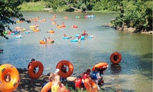 Full Day of Tubing on the Colorado River for Two or Four from MOC Kayaks (Up to 55% Off)
