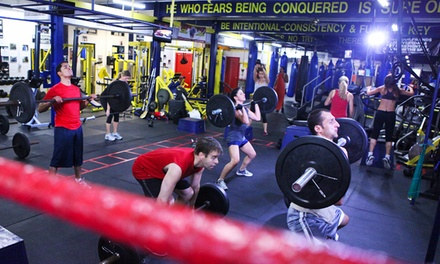 5 or 10 Fitness Classes or One Month of Unlimited Classes with Gloves at South Florida Boxing (Up to 90% Off)