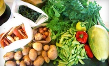 $10 for $20 Worth of Organic and Local Produce at Greensboro Downtown Farm Market