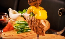 $45 for a Prix Fixe Brazilian Dinner for Two at Zebú Grill ($107.80 Value)
