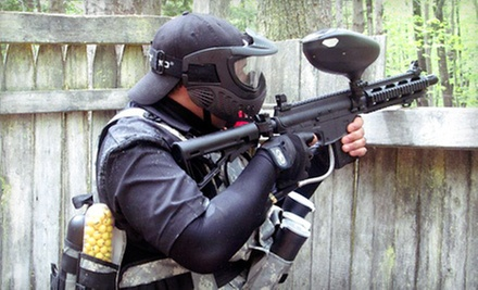 All-Day Session with Equipment and 250 Paintballs Each for Two or Four at AG Paintball (Up to 65% Off)