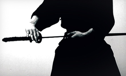 Kendo or Samurai-Sword Classes at Sword Martial Arts (Up to 63% Off). Choose from Five Options.