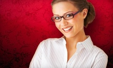 $39 for an Eye Exam and $200 Toward Prescription Eyeglasses at Vision Center At Meijer ($255 Value)