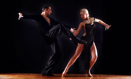 $89 for a Beginners&#x27; Ballroom-Dance Package with Four Private Lessons at Fred Astaire Dance Studios ($340 Value)