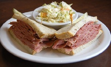 $10 for $20 Worth of Deli and Diner Food at Fromin's Delicatessen & Restaurant