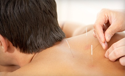 One, Three, or Six Acupuncture Sessions at Clyne Chiropractic and Wellness (Up to 67% Off)