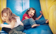 5 or 10 Pop-In Playtime Admissions at Pump It Up (Half Off)