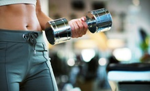 One-Month Gym Membership or One Month of Unlimited CrossFit Classes at Prestige Fitness (Up to 60% Off)