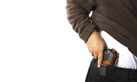 $99 for an NRA Basic Pistol Course from Fairfield County Basic Pistol Permit ($175 Value)