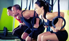 10 Fitness Classes or a 30-Day Group Training Package at Divine 24hr Fitness (Up to 81% Off)