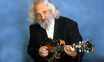 David Grisman Sextet at Count Basie Theatre on Tuesday, September 23 (Up to 69% Off)
