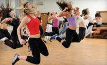 10 Dance or Yoga Classes or One Month of Unlimited Dance and Yoga Classes at Too Sexy (Up to 56% Off) 