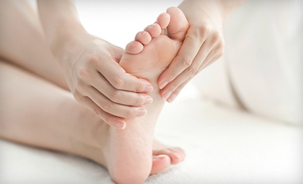 One or Three Reflexology Sessions at Panacea -Healing for Body and Sole LLC (Up to 59% Off)