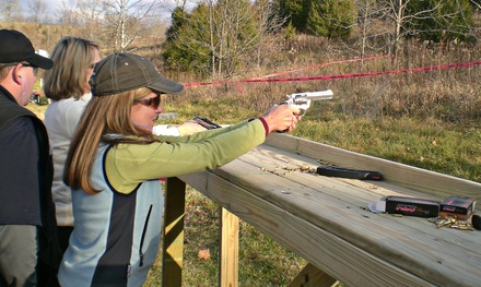 Concealed-Carry Class for One or Two at Firearm Safety and Security Training LLC. (Up to 52% Off)