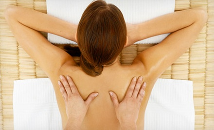 One 60-Minute Deep-Tissue Massage or Two 60-Minute Swedish Massages at eScentual Body (Up to 57% Off)