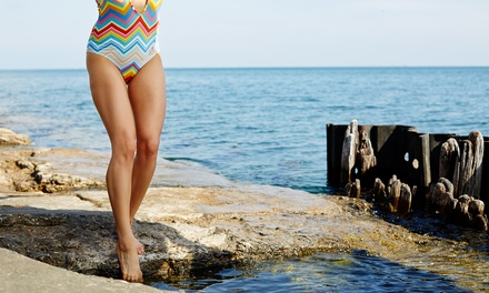 One or Two Bikini or Brazilian Waxes at LaLoggia Salon with Savannah (50% Off)