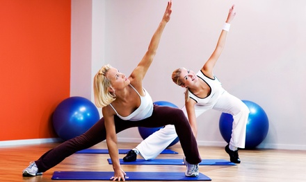 One Month of Unlimited Access to Any Class or a 10-Class Yoga Pass at Quality Fitness (Up to 79% Off)