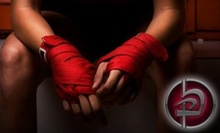 Three, Six, or Nine Kickboxing or Krav Maga Classes at Steve Sohn's Krav Maga & Kickboxing (Up to 81% Off)