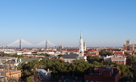 groupon daily deal - Stay at Best Western Savannah Gateway in Savannah, GA. Dates Available into May.