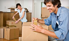 $85 for Two Hours of Moving Services from American Eagle Moving &amp; Transport ($180 Value)