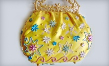 Miniature Cake Class for One or Two, or Handbag Sculpting Cake Class for Two at Monique's Unique Cakes (Up to 67% Off)